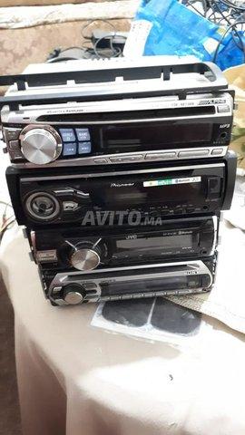 Radio USB MP3 pour Auto - 1