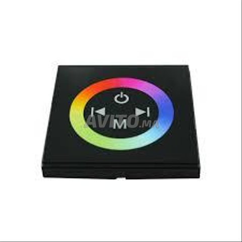 CONTROLEUR LED RGB LED RGB MURALE TACTILE - 2