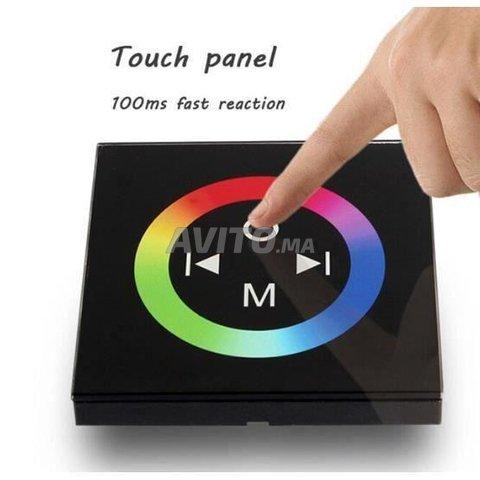 CONTROLEUR LED RGB LED RGB MURALE TACTILE - 3