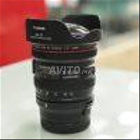 Canon EF 8-15 mm f/4 L USM Fisheye Réf sxpOQ - 1