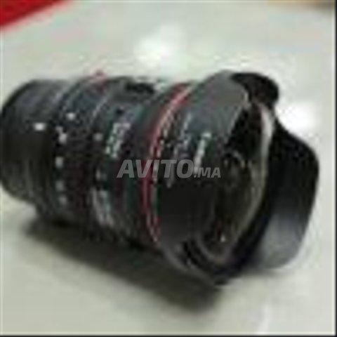Canon EF 8-15 mm f/4 L USM Fisheye Réf sxpOQ - 2