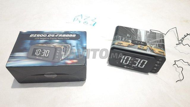 DIGOO smart alarm clock radio  - 1