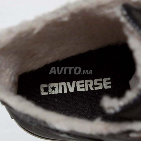Converse Chuk taylor All stars cuir  - 2
