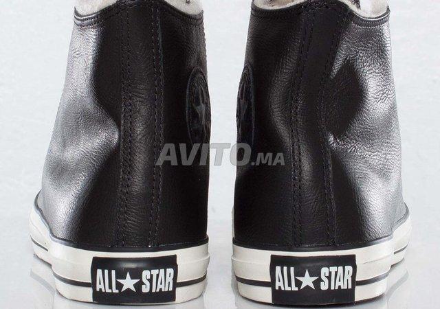 Converse Chuk taylor All stars cuir  - 6