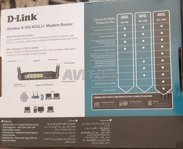 D-Link wireless N300 adsl2 modem router - fmikto - 2