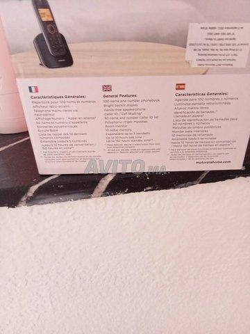 téléphone sans fil Motorola D 1001 - 2