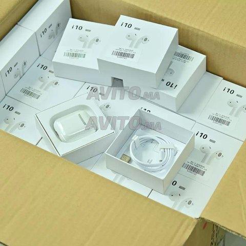 SRHJK-01 Airpods Pro - Ecouteur Bluetooth - i10tws - 2