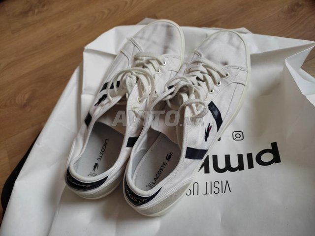 chaussures Lacoste - 1