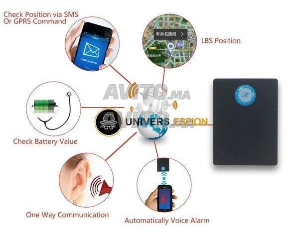 FYUSQ-014 Micro GSM Espion - Mouchard GSM N9 - 2