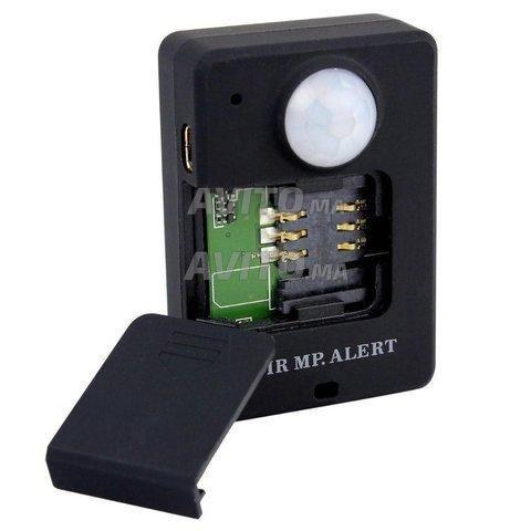 DTJVV-59 Micro GSM Espion Cachée Avec Rappel  - 1