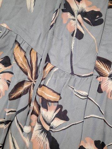 Robe fleurie  - 3