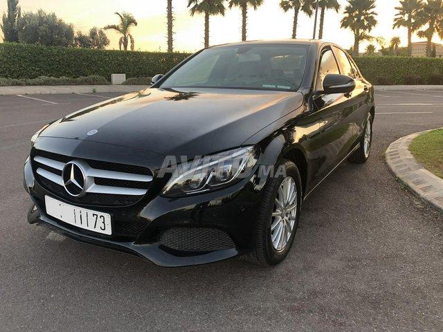 Mercedes C200 Bluetec BVA - Avangarde - 1