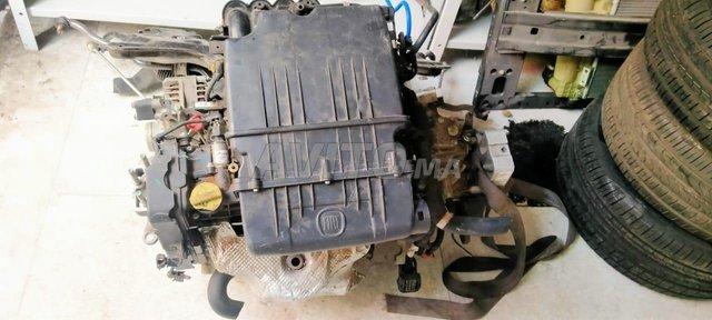 Moteur essence Fiat 500 & bv m - 1