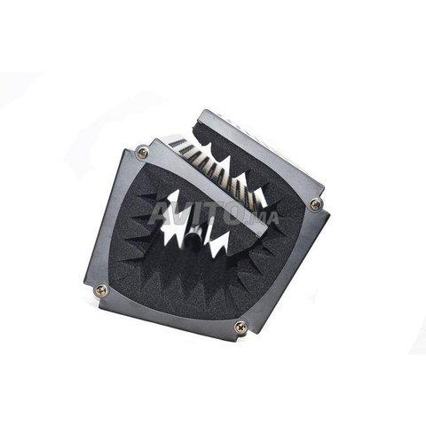 Panneau acoustique pour isolation de microphone - 4