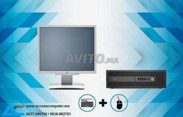 HP ProDesk 600 G2 SFF ET  FUJITSU DY19-6 - 1