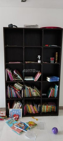 bibliothèque - 1