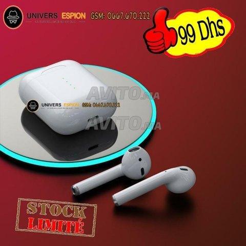 KINGAX-025 Ecouteur Bluetooth Tactile I10 Tws  - 1