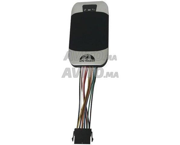 SDFSQ-69 GPS du véhicule Tracker avec télécommande - 1
