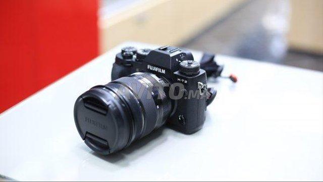 Camera Fujifilm X-T2 Objectif16-8Omm - 2
