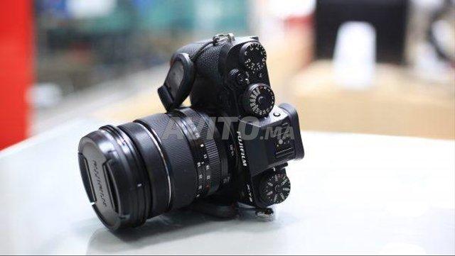 Camera Fujifilm X-T2 Objectif16-8Omm - 4