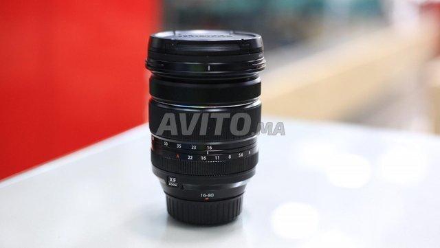Objectif Hybride Fujifilm XF 16-8Omm f/4 R OIS WR  - 1