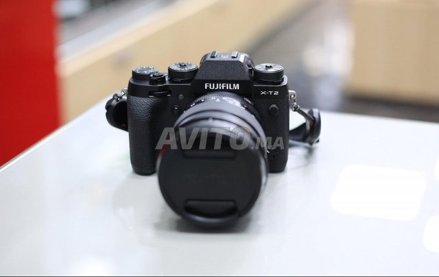 Camera Fujifilm X-T2 Objectif16-8Omm Réf Raiq0 - 1