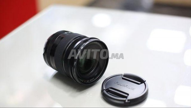 Objectif Hybride Fujifilm XF 16-8Omm f/4 R OIS WR  - 2