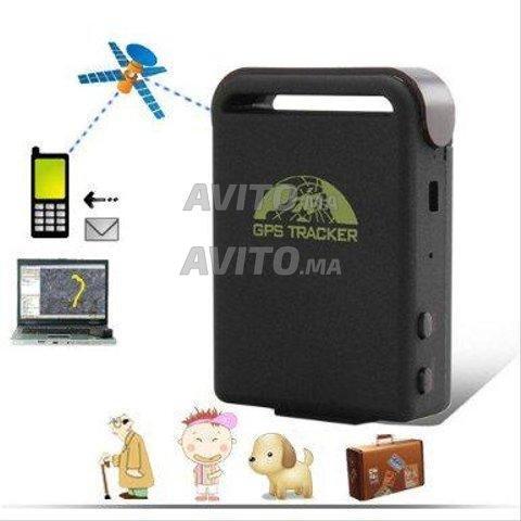 KINGFL-016 mini Traceur GPS - Tracker Espion - 1