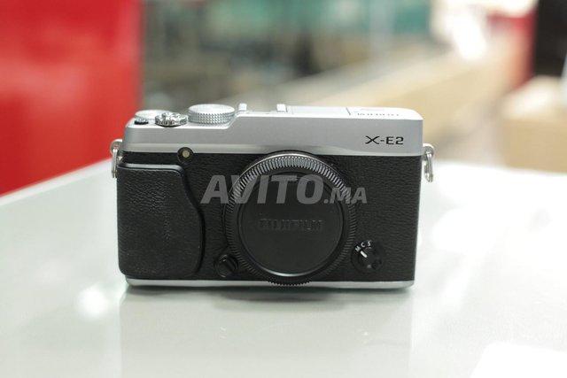 Fujifilm X-E2 à centre ville - 1