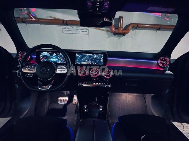 Mercedes class a 180d pack amg (bla diwana) - 6