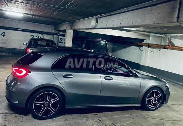 Mercedes class a 180d pack amg (bla diwana) - 4