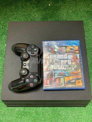 vente PS4 PRO - 2