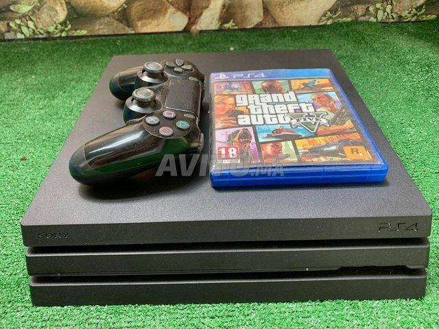 vente PS4 PRO - 1