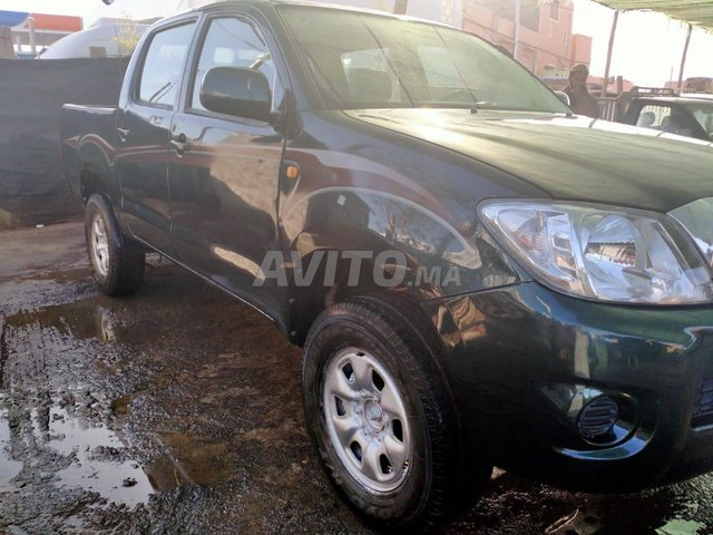 Toyota Hilux Diesel Double Cabine - 1