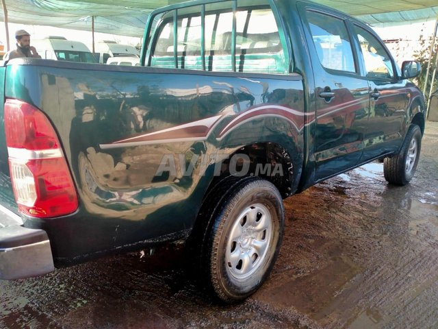 Toyota Hilux Diesel Double Cabine - 4