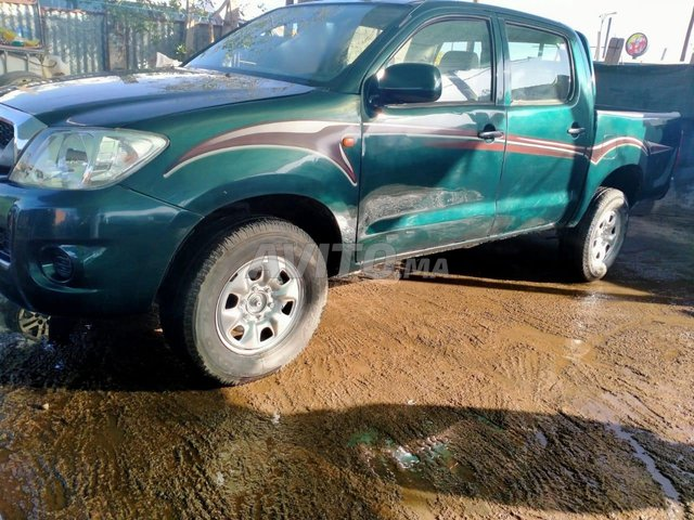 Toyota Hilux Diesel Double Cabine - 6