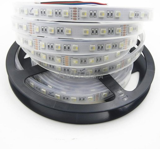 RGB Bande LED  Visdoll  5 mètres - 1