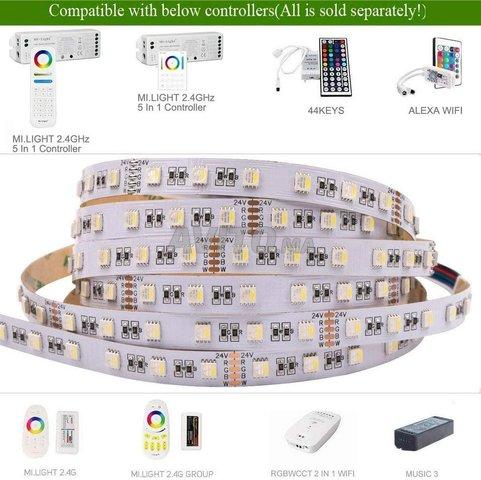 RGB Bande LED  Visdoll  5 mètres - 2