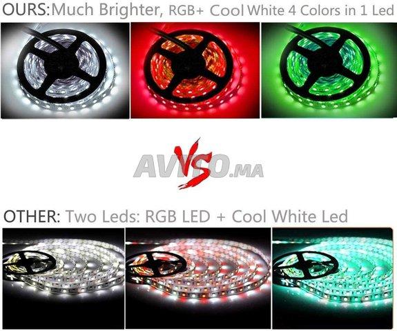 RGB Bande LED  Visdoll  5 mètres - 6