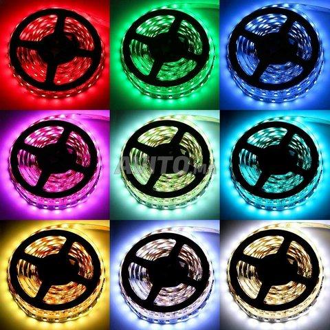 RGB Bande LED  Visdoll  5 mètres - 7
