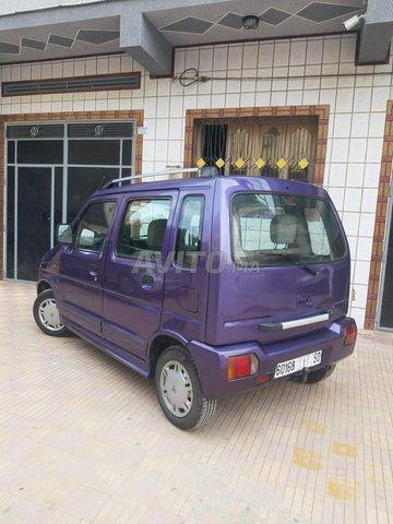 suzuki wagon r - 5