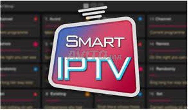 MEILLEUR IPTV FULL-HD 4K 12 Mois avec test 24H - 1