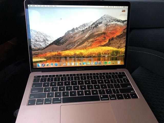 MacBook Air  Couleur ROSE retina 13 inch 2018 - 4