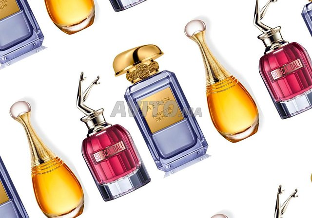 Vente de parfum - 1