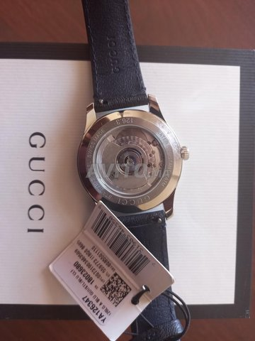 Gucci G-timeless Automatic Blue Dial 40mm neuf - 5