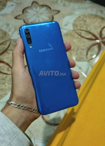 Galaxy A50 64GB/4RAM  Baqi neqii kayjra7 - 1