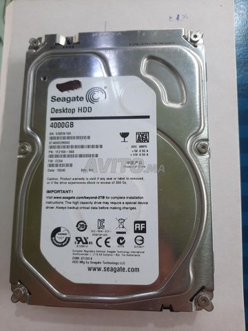 disk dur 4T hdd  - 1