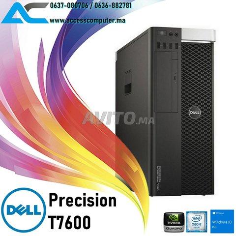 Dell Precision T7600-Xeon E5-2670-64 Go-240 Go SSD - 1