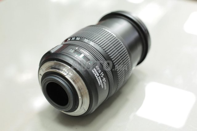 Canon EF-S 15-85mm f/3-5&5-6 IS USM a Daakhla - 2
