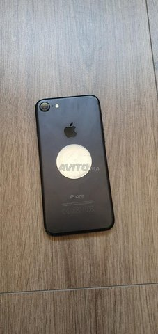 Iphone 7 noir - 1
